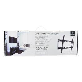 Tilting TV Wall Mount - 32x65in.