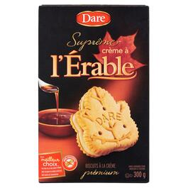Dare Ultimate Maple Crème Filled Cookies - 300g
