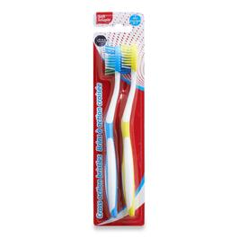 Ditto Cross Action Toothbrush - 2pk.