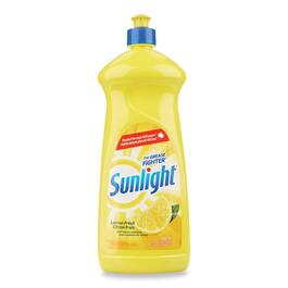 Sunlight Lemon Fresh Dish Detergent - 800ml