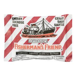 Fisherman's Friend Cherry Lozenges - 22pk.