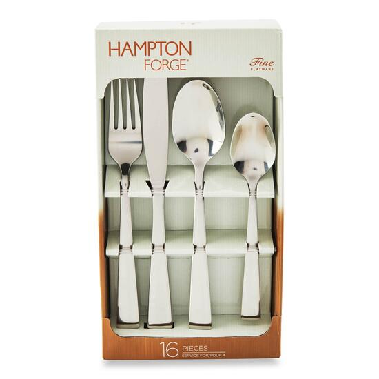 Hampton Forge Catalina Flatware Set - 16pc.