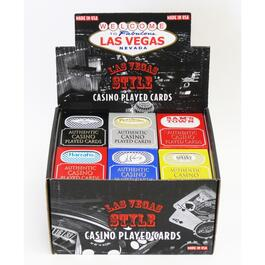 Authentic Casino Playing Cards