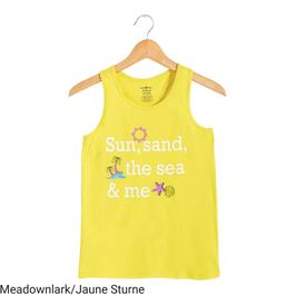 BELLA & BIRDIE Girl's Tank Top - 7-16 (S-XL)