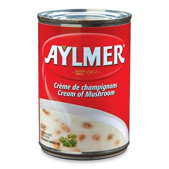 Aylmer Condensed Cream of Mushroom Soup - 284ml