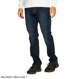 Mountain Ridge Men's Relaxed Straight Fit Denim Jeans - 30-42
