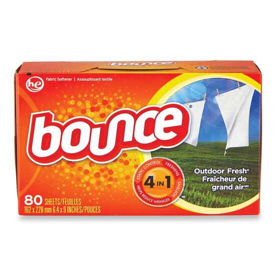 Bounce Dryer Sheets - 80pk.