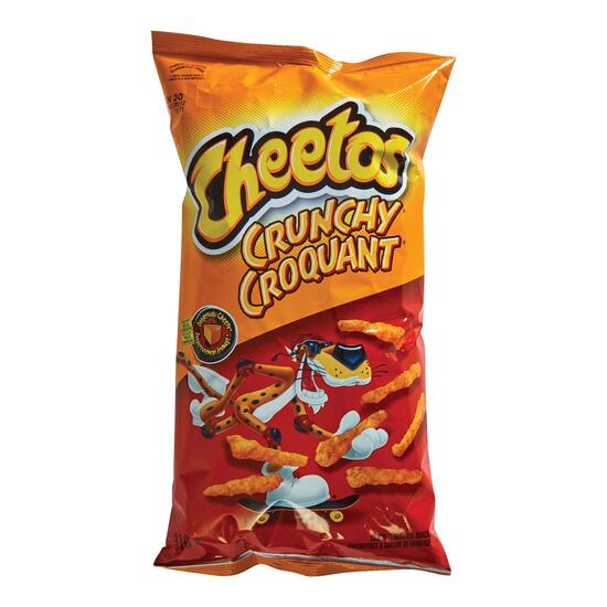 Cheetos Crunchy Cheese Snacks - 310g