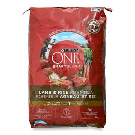 Purina One Smart Blend Lamb and Rice Dog Food - 7kg