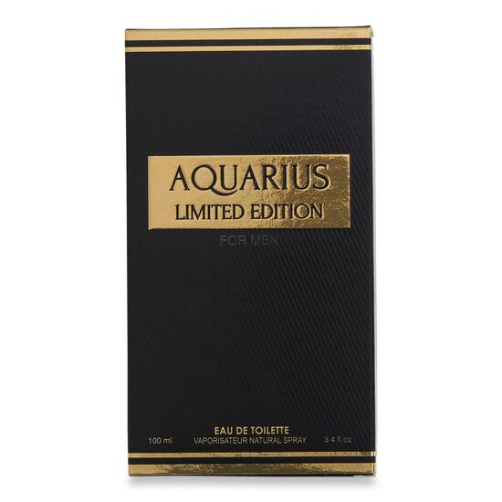 Aquarius Limited Edition for Men - 100ml