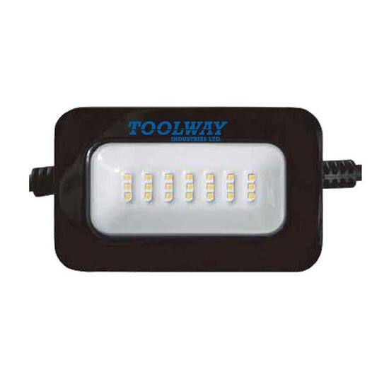 Toolway LED String Lights with 5 Heads - 50ft.