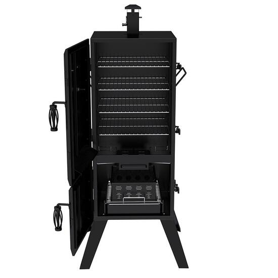 Dyna-Glo Vertical Offset Charcoal Smoker - 35in.