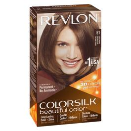 Revlon ColourSilk Beautiful Colour Light Brown - No. 51