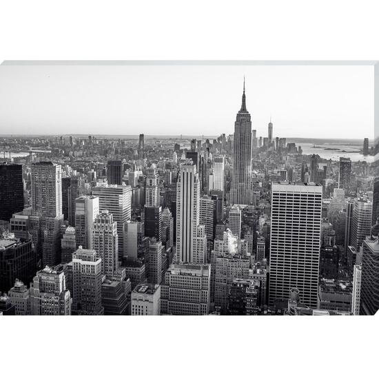 New York City Canvas Art - 36in.