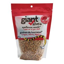 Giant Value Hulled Sunflower Seeds - 350g