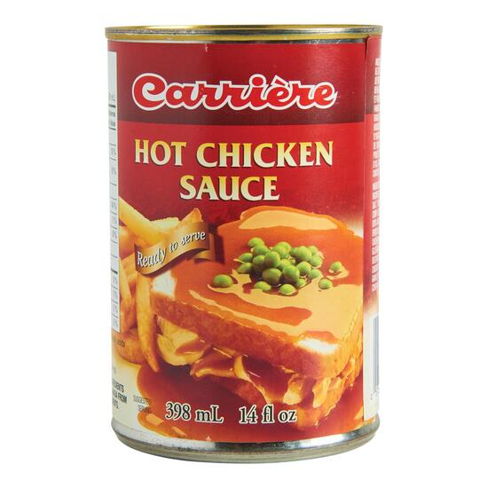 Carrière Hot Chicken Sauce - 395ml