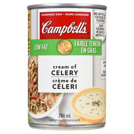 Campbell's Condensed Cream of Celery Soup Low Fat - 284ml