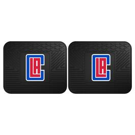 NBA Los Angeles Clippers Utility Mat Set - 2pk.