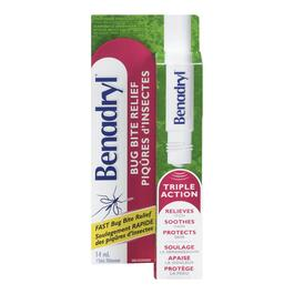 Benadryl Bug Bite Relief Stick - 14ml