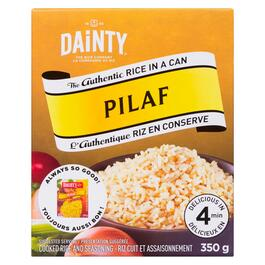 Dainty Pilaf Cooked Rice - 350g