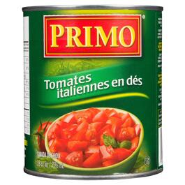 Primo Diced Plum Tomatoes - 796ml