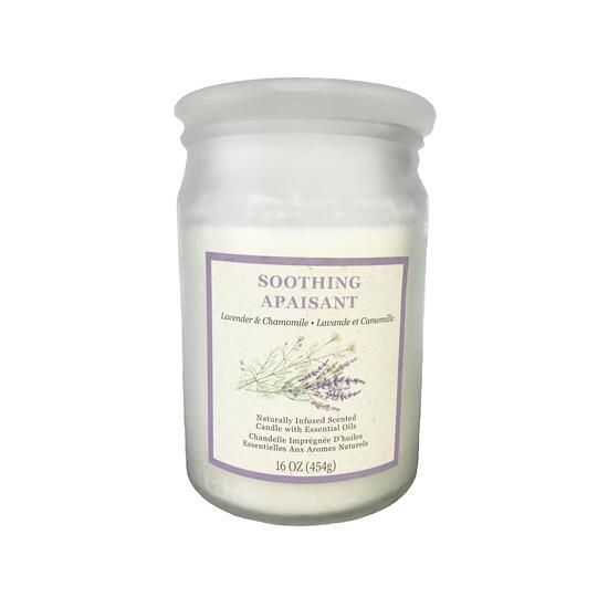 Soothing Scented Candle - 16oz.
