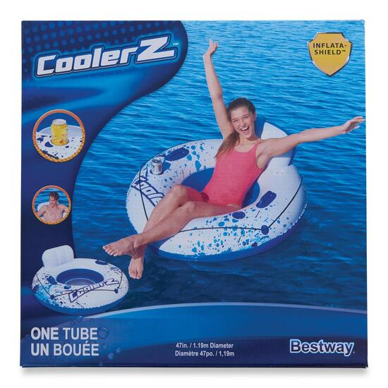 Blue Deluxe River Tube - 47in.