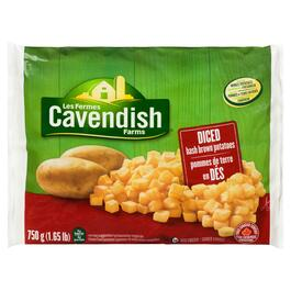 Cavendish Farms Diced Hash Brown Potatoes - 750g