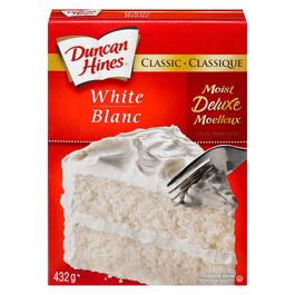 Duncan Hines Classic White Cake Mix - 432g