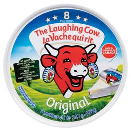 The Laughing Cow Original Process Cheese 8pk. - 16.7g