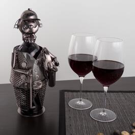 Truu Design Iron Golf Player Wine Holder - 13.5in.