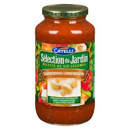 Catelli Garden Select Country Mushroom Pasta Sauce - 640ml