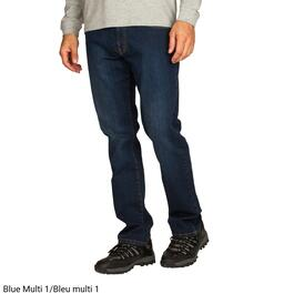 Mountain Ridge Men's Straight Leg Fashion Denim Jeans - 30-42