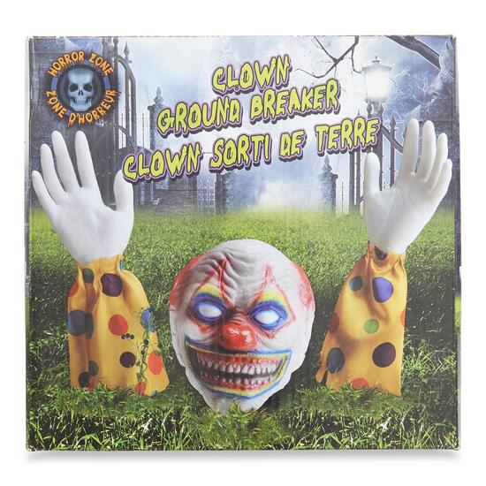 Ground Breaker Clown
