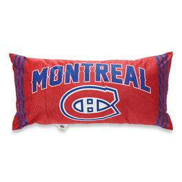 NHL Montreal Canadiens Body Pillow - 36in.