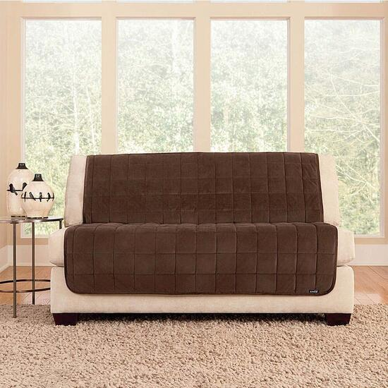 surefit¬ô Deluxe Loveseat Pet Cover - Chocolate