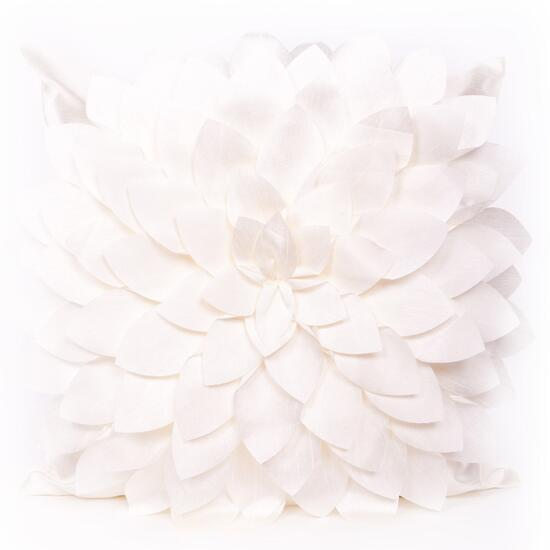 Gouchee Design Cream Amilia Cushion - 18in.