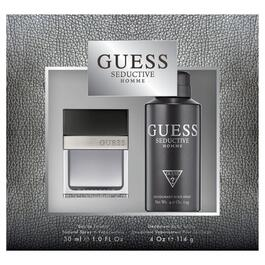 Guess Seductive Homme Gift Set for Men - 2pc.