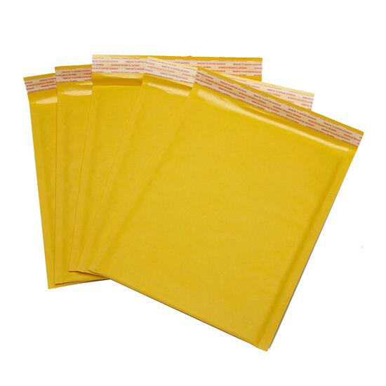 T-Zone bubble envelopes - 50pk.
