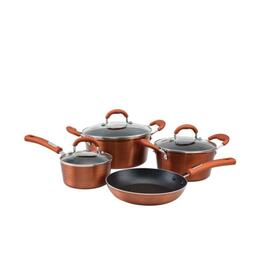 Hamilton Beach Textured Copper Cookware Set - 7pc.