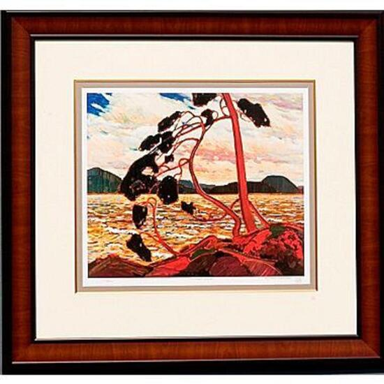Group of Seven Art West Wind - 37in.