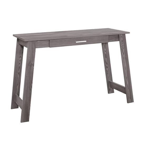 Monarch Specialties Grey Computer Desk - 42in.