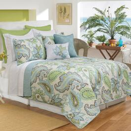 Safdie & Co. Katy Twin Premium Quilt Set - 2pc.