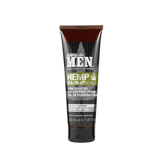 dippity-do Men Hemp Hair and Scalp Holding Gel - 200ml