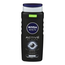 Nivea Men Active Clean Shower Gel - 500mL
