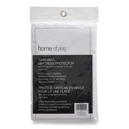 HomeStyles Vinyl Mattress Protector - Twin
