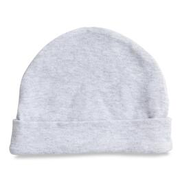 MONKEY BARS Grey Baby Hat - One Size