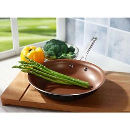 Brentwood Copper Induction Non-Stick Pan - 10in.