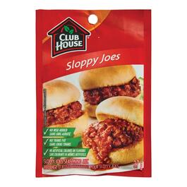 Club House Sloppy Joes Seasoning Mix - 37g