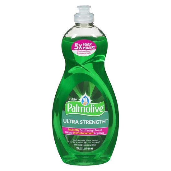 Palmolive Ultra Strength Dish Soap - 591ml